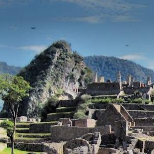 REP-24 OVNI en Machu Picchu