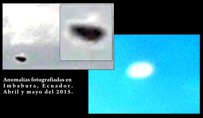 Caso MUFON: Anomalías fotografiadas en provincia de Imbabura, Ecuador. Fecha: abril y mayo del 2015.