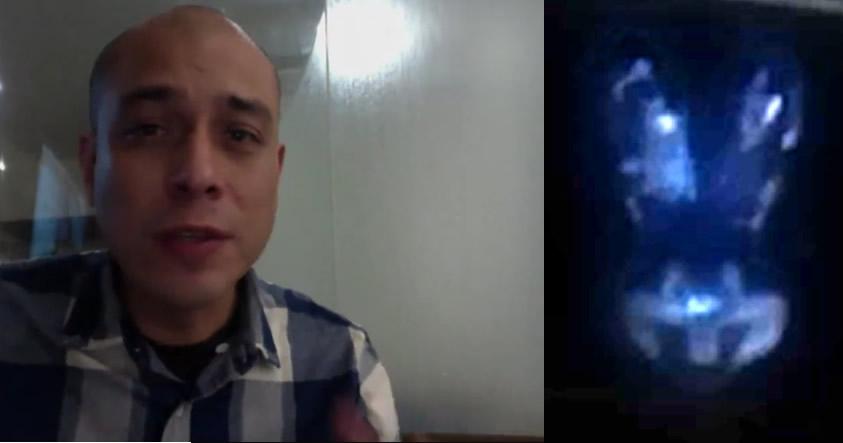 Yohanan Diaz entrevista a MUFON Perú: «No era un extraterrestre, era un globo de helio»
