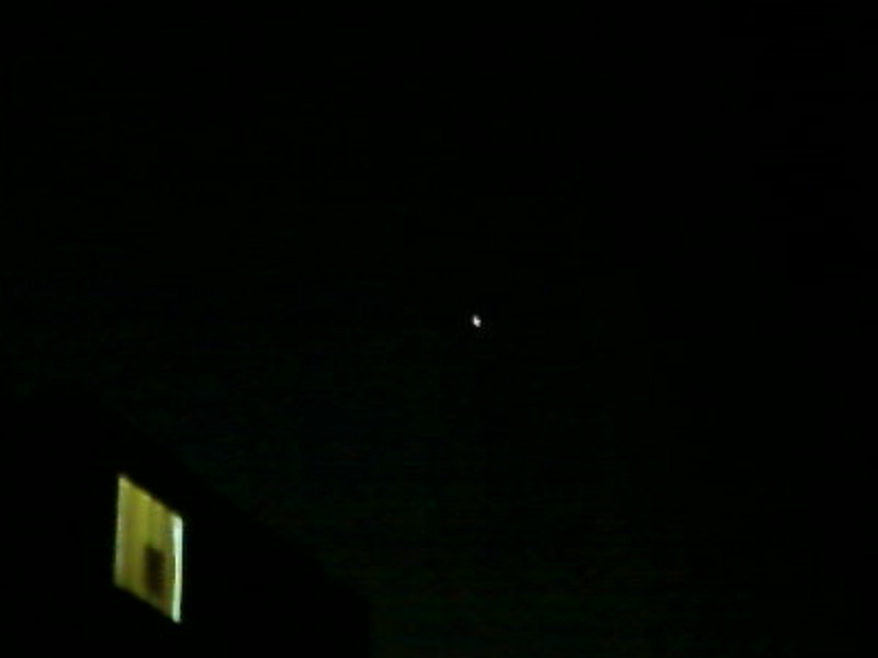 Reporte OVNI en Santiago de Surco, Lima - 04/05/2009